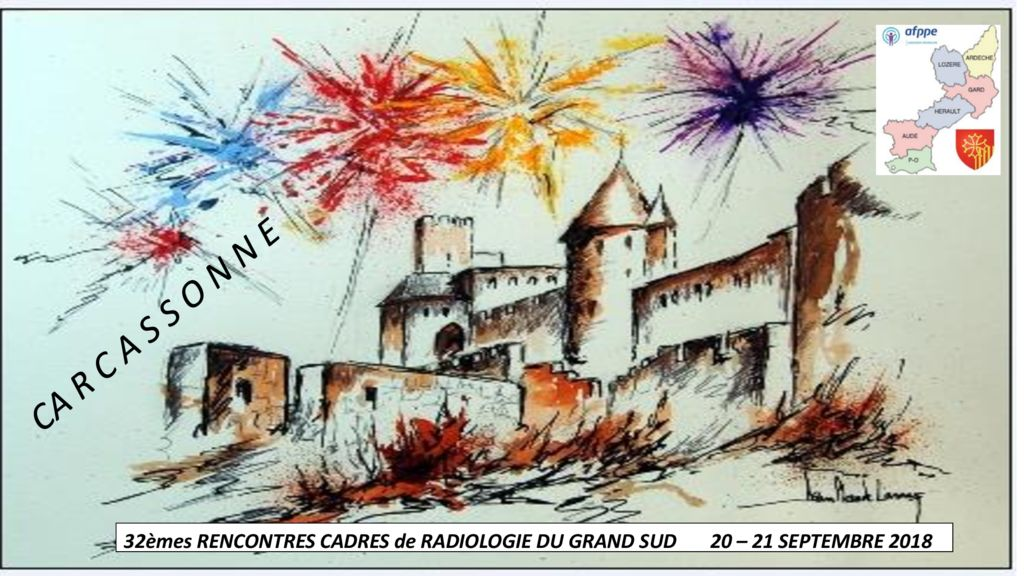 thumbnail of Affiche CARCASSONNE